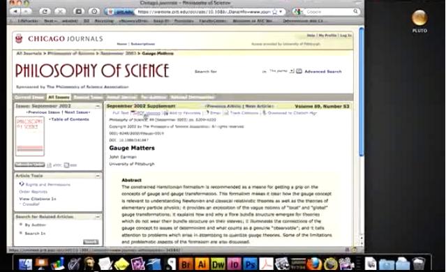 Academic Citations