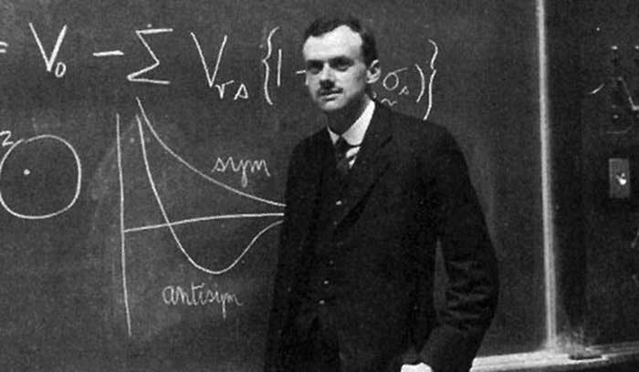 Image result for paul Dirac