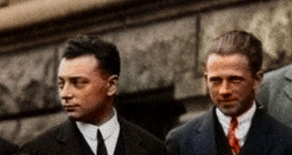 Wolfgang Pauli (1927 Solvay Conference)